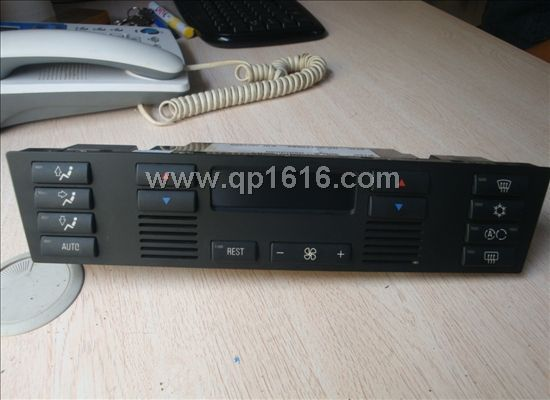 宝马X5空调面板64116926880