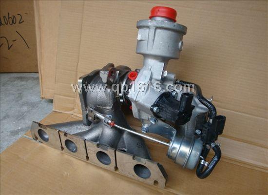 奥迪A6L2.0T涡轮增压器06D145701F