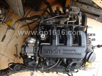 奔驰精灵斯玛特发动机——奔驰汽车配件