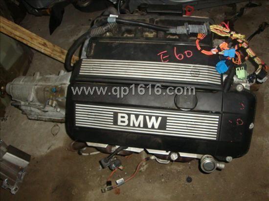 宝马530发动机总成11000153300